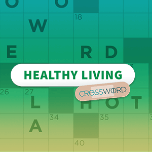 AARP Connect's online Healthy Living Crossword game