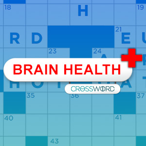 AARP Connect's online Brain Health Crossword game