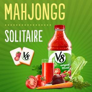 AARP Connect's online Mahjongg Solitaire game