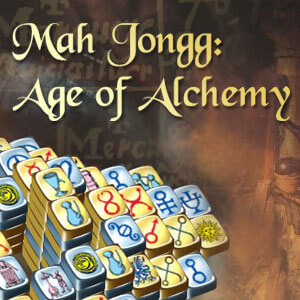 AARP Connect's online Mahjongg Age of Alchemy game