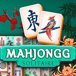 AARP Connect's online Mahjongg Solitaire game